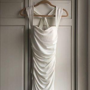 Laundry by Shelli Segal White Dress